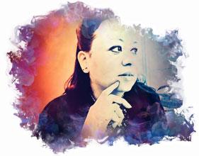 Lusinda of dasVale profile image of contemplation