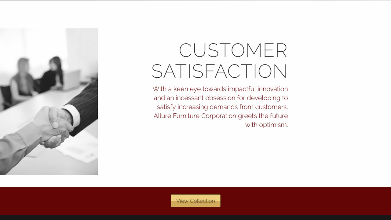 Furniture Distributor Customer Satisfaction